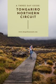 The Tongariro Northern Circuit is the one of NZ's Great Walks. The three day trek takes you through spectacular and truly unique volcanic landscapes. This complete guide is filled with pictures and information from each day of the journey.