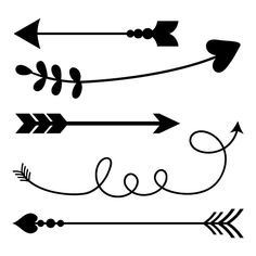 Great for Cricut Design Space, Silhouette Cameo, Clipart, Scrapbooking and other crafting projects. Arrow Stencil, Stencil Vinyl, Cricut Vinyl, Svg Files For Cricut, Cricut Fonts, Free Svg Cut Files, Stencils, Ikea Fado, Arrow Svg