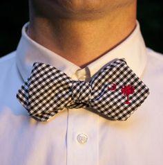 Classic Charleston Look: South Carolina Bow Tie