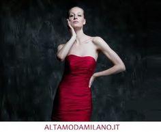 vestiti rossi da sposa