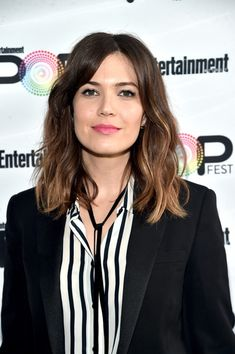 Mandy Moore Photos Photos - Actress Mandy Moore poses backstage during Entertainment Weekly's PopFest at The Reef on October 30, 2016 in Los Angeles, California. - Entertainment Weekly's PopFest