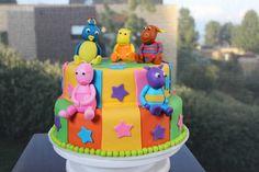 Bacyardigans Cake