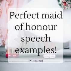 If you're giving a maid of honour speech then some ideas and examples can help! We've gathered lots of maid of honour speech examples plus some speech tips Bridesmaid Speech Examples, Groom Speech Examples, Bridesmaid Speeches, Bridesmaid Duties, Wedding Speech Examples, Bridesmaids, Groom's Speech, Best Man Speech, Wedding Quotes