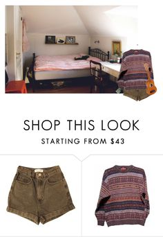 """Untitled #134"" by plahnt ❤ liked on Polyvore featuring American Apparel and canvas"