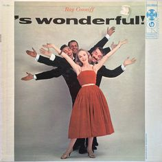 Ray Conniff - 'S Wonderful!: buy LP, Album, Mono at Discogs