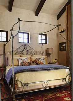 Beautiful Tuscan Bedroom