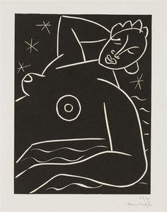 Henri Matisse, La Frégate (D.-M. 703)
