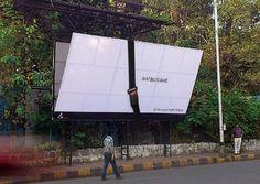 世界のアイディア溢れる看板広告27選 | AdGang