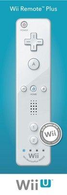 Wii Remote Plus - White (Nintendo Wii)