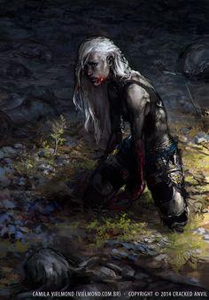 Book Cover: The Rage Within by vielmond.deviantart.com on @deviantart   Throne of Glass - Celaena Sardothien