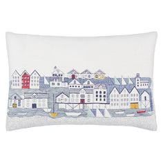 John Lewis Nordic Houses Cushion