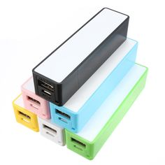 Wholesale Universal Mini Mobile Power Bank USB Backup External 18650 Battery Charger Case Cover DIY Powerbank For Smartphone #jewelry, #women, #men, #hats, #watches, #belts, #fashion
