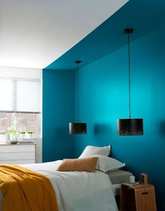 Como mudar a arquitetura do ambiente com pincel e tinta - Pra Quem Tem Estilo Home Room Design, Home Interior Design, Interior Styling, House Design, Interior Colour Design, Home Interior Colors, Media Room Design, Design Hotel, Interior Walls