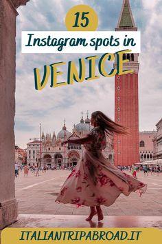 Instagram spots in Venice