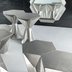 Tom Dixon Gem Side / Low Table (2013 New Collection)