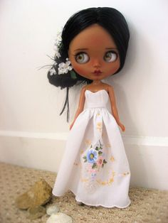 OOAK Jasmine custom Blythe art doll by Dolls du by Dollsdujardin