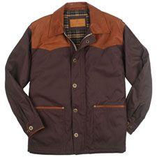 Schnee's Dillon Drywax Coat.  $329