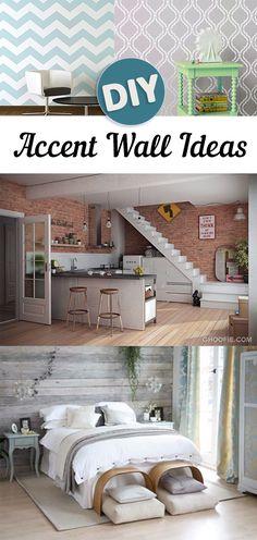 DIY Accent Wall Ideas