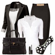 Blanco,y negro
