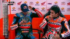 Marquez Brothers valencia test 2014