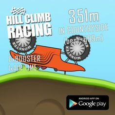 Hill Climb Racing, Android Apps, Google Play, Countryside, Salads, Food, Essen, Meals, Yemek