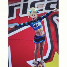 Flyer cheerleading America's best championship Detroit michigan