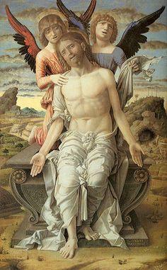 Italian Renaissance Art, Renaissance Kunst, High Renaissance, Andrea Mantegna, Gian Lorenzo Bernini, Images Of Christ, E 500, Christ Is Risen, Italian Painters