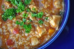 Nourishing Meals: Spiced Chicken and Rice Stew Recipe