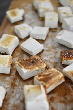S'mores Marshmallows - Everyday Party Magazine