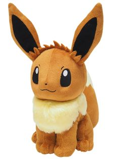 67155b841b6 Crunchyroll - Eevee Pokemon Plush - All Star Collection Vol.