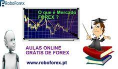 AULAS ONLINE GRÁTIS DE FOREX  ATENÇÃO! Venha para a AULA ONLINE GRÁTIS DE FOREX. Segunda-Feira (14 de Outubro) às 20 horas (hora de Brasília). Aula Introdutória ao Mercado Forex. Conheça as oportunidades de Ganhar Dinheiro no mercado financeiro sem sair de casa e sem patrão! SE INSCREVA AQUI  http://www.roboforex.pt/beginner/webinars/  Vagas Limitadas.