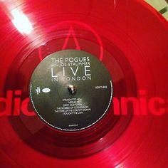 #thepogueswithjoestrummer #thepogues #theclash #joestrummer #london #nowspinning #vinyl #vinylporn #vinyljunkie #vinylcollectionpost #wax #music #records #spintheblackcircle #lettherecordsplay #coloredvinyl #red #RSD #punk #punkrock #folk #beer #cheers #straighttohell #dirtyoldtown by trevor1138
