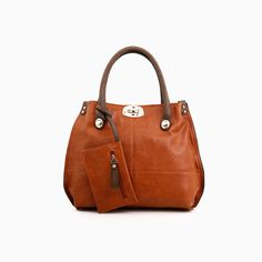 Turnlock Bag from Daily Look
