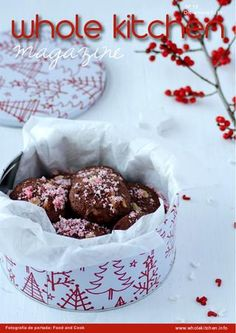 Whole Kitchen Magazine nº 13 Menta Chocolate, Too Many Cooks, Chefs, Double Chocolate Chip Cookies, Cookery Books, Fabulous Foods, Cookie Recipes, Sweet Treats, Yummy Food