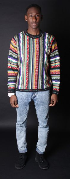 Vintage Cosby Sweater   Coogi Sweater  Vintage by EmmettBrown, $78.00