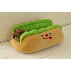 Puppy Bed - Hot Doggie