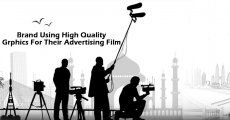 High Quality Graphics For Their Advertising Film