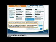 Understanding the PSAT Score Report