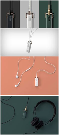 Your wired headphones are like a leash. Read more at Yanko Design