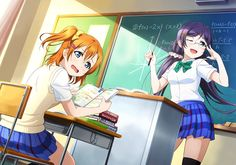 toujou nozomi Part 18 - - Anime Image Beautiful Dark Art, Beautiful Anime Girl, Anime Love, Love Live Nozomi, Anime School Girl, Anime Girls, Live Picture, Sunset Wallpaper, Art Challenge