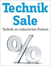 Technik-Sale bei Conrad