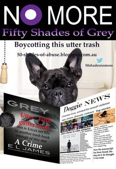 "Fifty Shades of Abuse: Fifty Shades of Grey ""GREY"" Promoting Sexual Violence to our children"