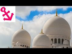 Video Scheich Zayid Moschee in Abu Dhabi | Yesnomads Deutsch #moschee #scheichzayidmoschee #abudhabi