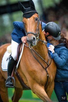Scott Brash & HELLO SANCTOS are the winners of the 2015 Grand Prix of Aachen