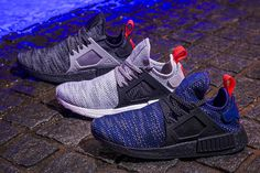 4b035bf3d1e62 adidas Originals Drops the NMD XR1 in Three Speckled Colorways