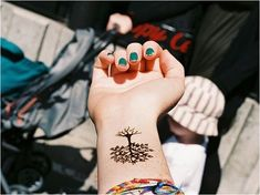 0d4a9b347067e #Tattoo 101 Small Tree Tattoo Designs that re equally Meaningful Cute,  Click to