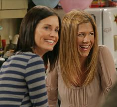 Friends ~ Behind the Scenes ~ Season 10, Episode 4: The One with the Cake #amusementphile
