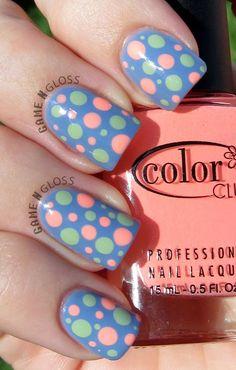 @ GAME N GLOSS #nail #nails #nailart