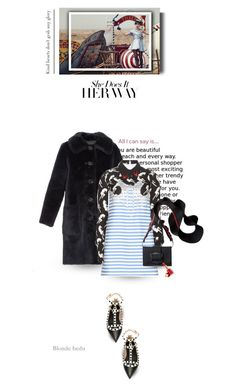 """When you don't dress like everyone else, you don't have to think like everyone else"" by blonde-bedu ❤ liked on Polyvore featuring Marc Jacobs, Miu Miu, Valentino, Estée Lauder, women's clothing, women's fashion, women, female, woman and misses"