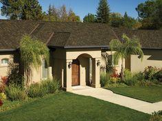 Stone Wood #gaf #designer #roof #shingles #home